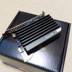 M.2 SSDにヒートシンクをつけた その2
