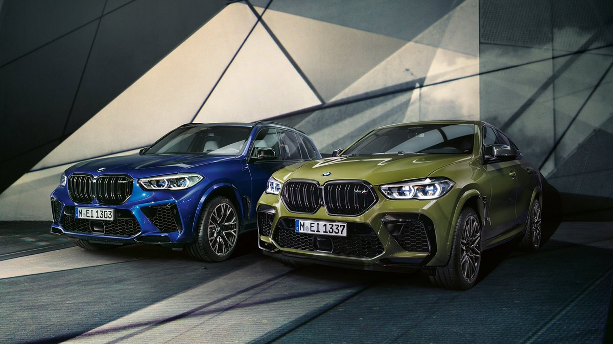 Bmw Auf Twitter Demonstrate Powerful Presence With Athletic X Proportions The All New Bmw X5 M Competition And The All New Bmw X6 M Competition Thex5m Thex6m Https T Co Mqdnf9w7yn Https T Co To8sxcafcj Https T Co Rssvtc7gxa