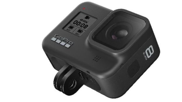 GoPro style Mont V4 pour Cree Lights