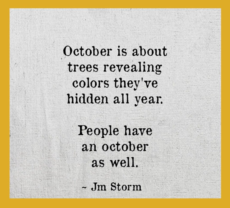 Farheen Najeeb On Twitter October Vibes Autumn October Quotes Quotesdaily
