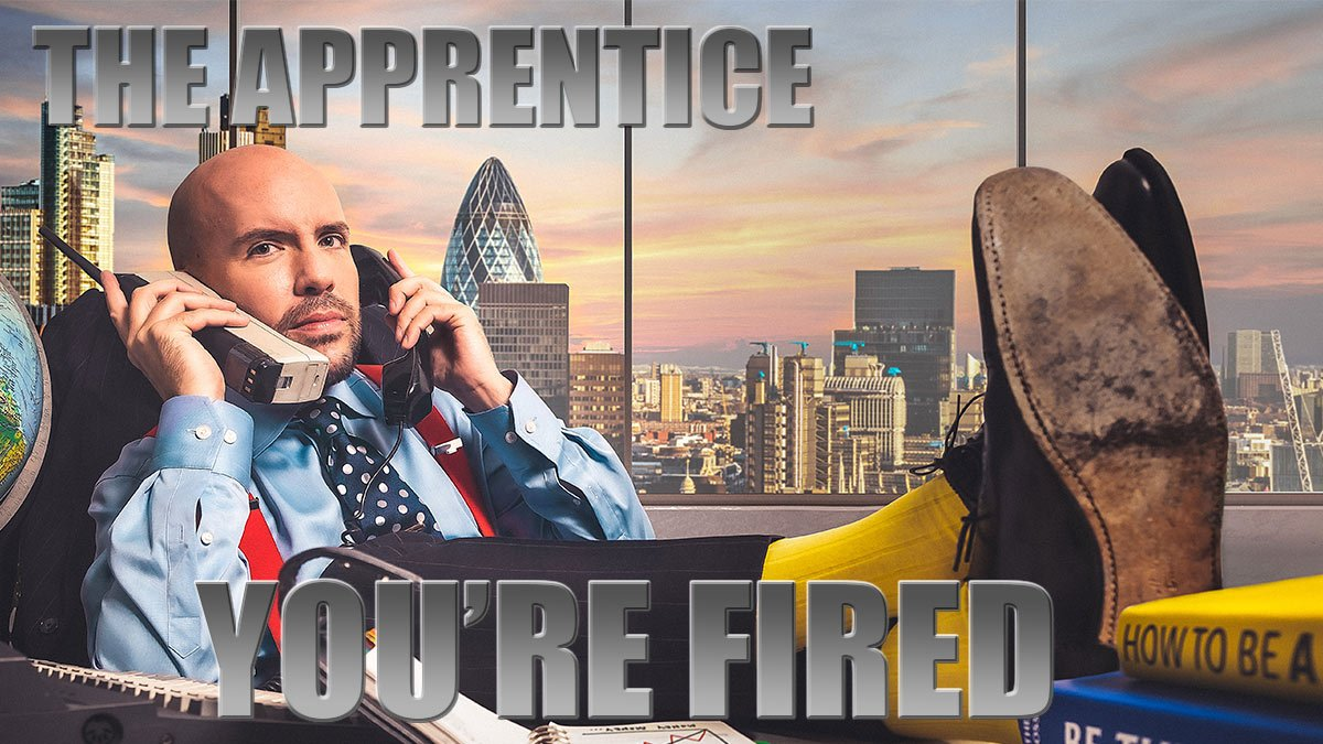 If you're looking for more #TheApprentice goodness, head over to @BBCTwo now where @TomAllenComedy is all set to talk to our latest fired candidate! #TheApprentice