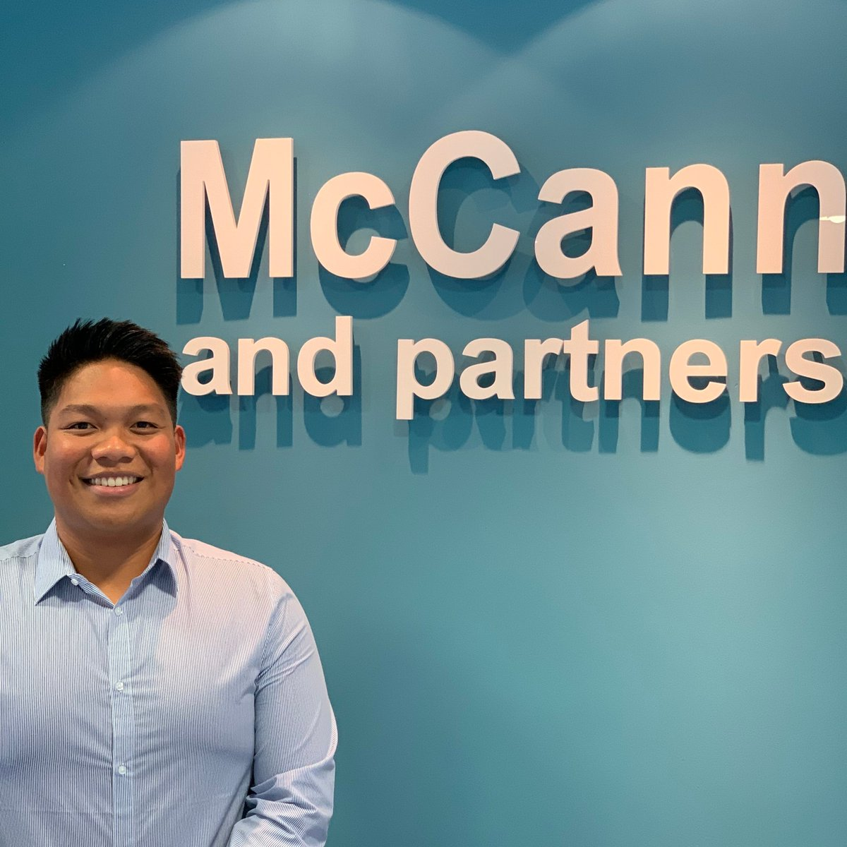 McCann and Partners on Twitter: