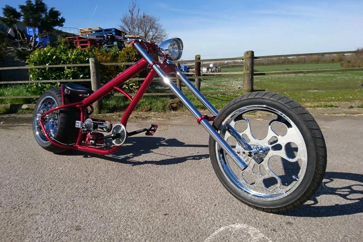 прежнему надеемся, чопперы велосипеды фото правило