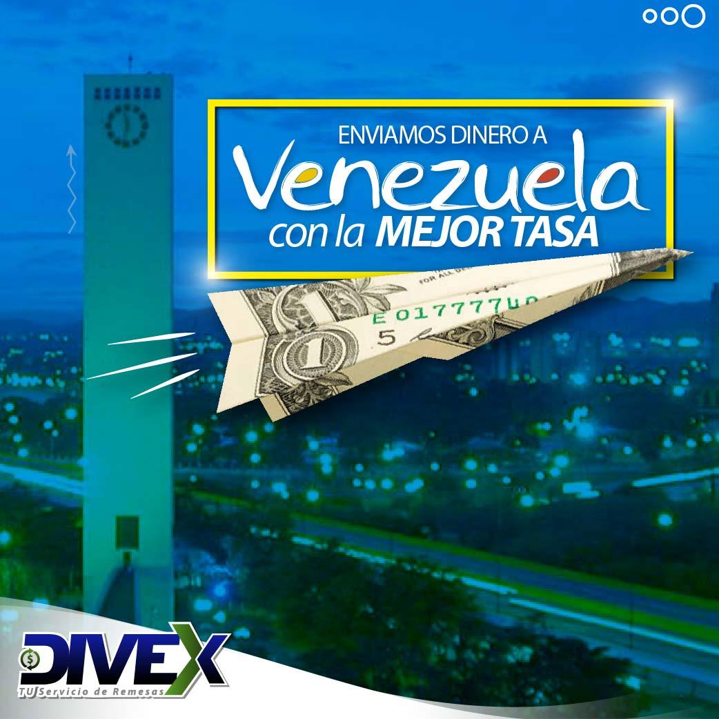 En @serviciosdivex hacemos envíos de #RemesasFamiliares  a cada rincón de Venezuela, con la mejor tasa de cambio y en el menor tiempo posible. Contáctenos desde todo Chile vía Whatsapp y disfruta de nuestros servicios, te esperamos. . . Contáctenos: 📱 +56 99 4200657