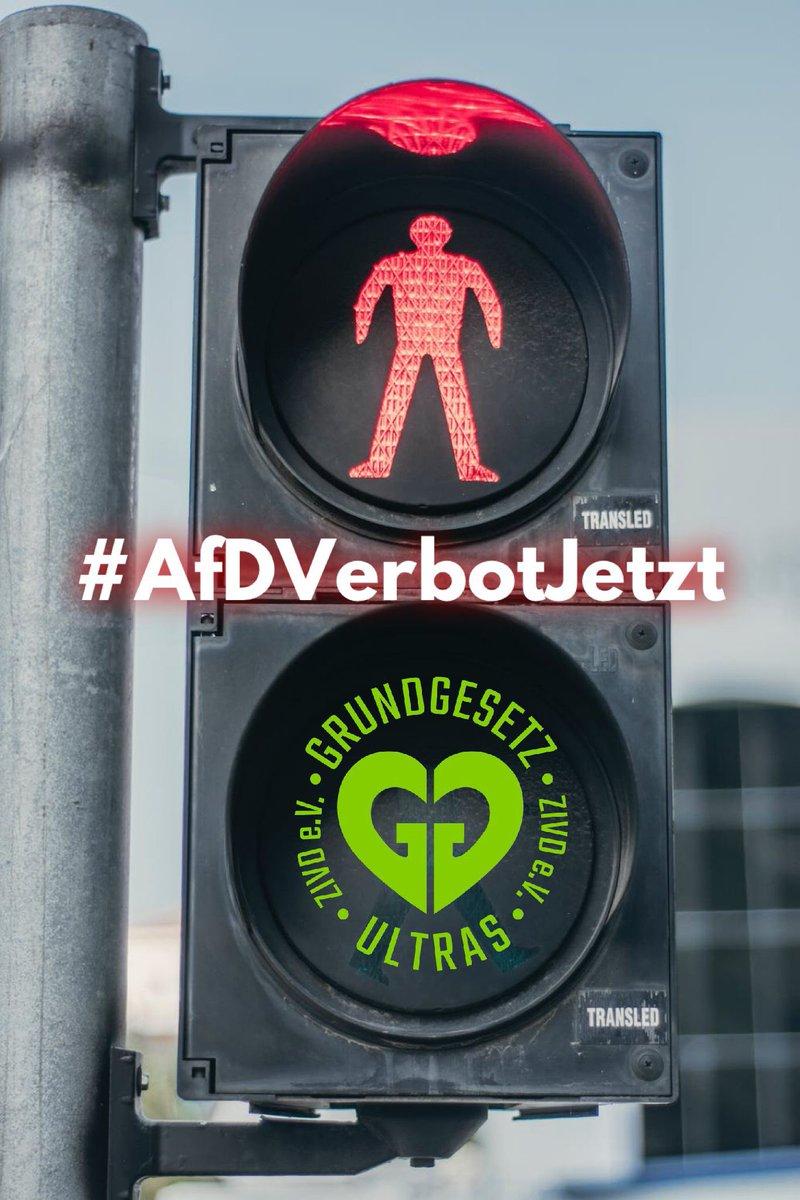 So ist es! #AfDVerbotJETZT #AfDVerbot <br>http://pic.twitter.com/YRJjCBT2Qs