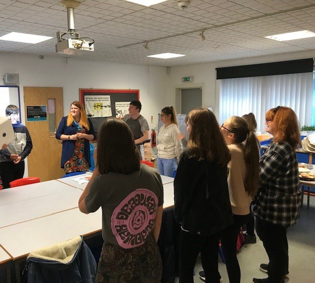 A successful trip to the NCM Museum with Y10 students yesterday. Pizza, giant dice throwing and a STEM challenge completed. They have all decided to sign up to the volunteering programme where they will be designing the new illumination gallery at the museum. Watch this space...