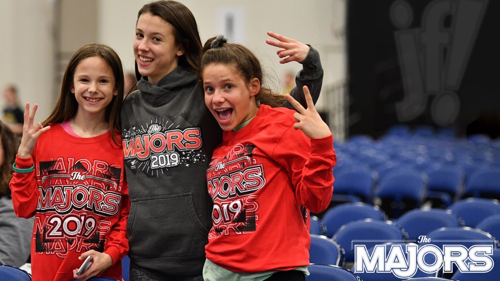 Today is the day! VIP #MAJORS20 tickets will be available on ticketmaster at noon EST!    include: Best seats in the house, an updated swag bag, official VIP credentials, exclusiv VIP Tshirt, all access passes to the athlete meet & greet AND Friday's practice!  #ItWillBeMAJOR<br>http://pic.twitter.com/niddZJFVXo