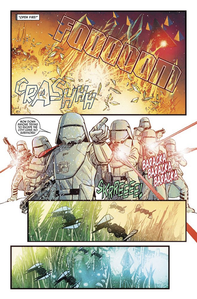 Sleemo On Twitter Preview The New Journey To Star Wars The Rise Of Skywalker Allegiance 1 Written By Ethanjsacks With Art By Lukerossmarvel Out On Oct 9th Https T Co Hnt0ldaey1 1 2 Https T Co Jilm3evbl0