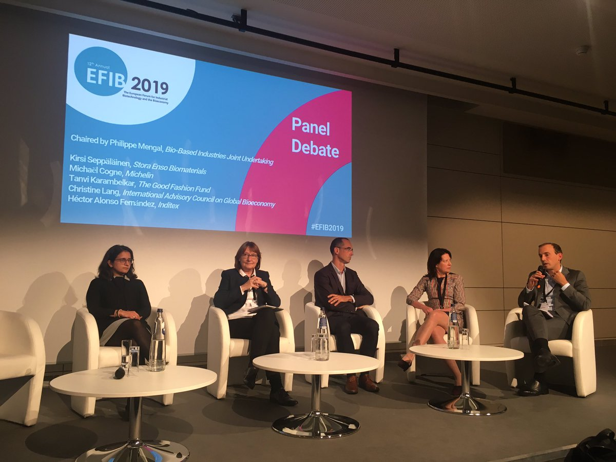 test Twitter Media - We reached a consensus to wrap up the #EFIB2019 Plenary Session: if you walk alone, there is nowhere to go. Collaboration between industry, academia and governments must be the driving force behind the #sustainable growth of a #Biobased and circular economy. https://t.co/IoYUZk1tEr