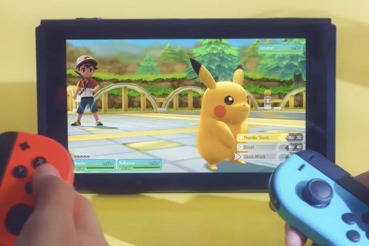 Verge Deals On Twitter Pokemon Let S Go Eevee For The Nintendo