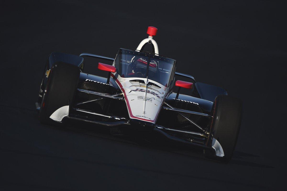 Indycar | Power e Dixon soddisfatti del primo test col nuovo aeroscreen 1
