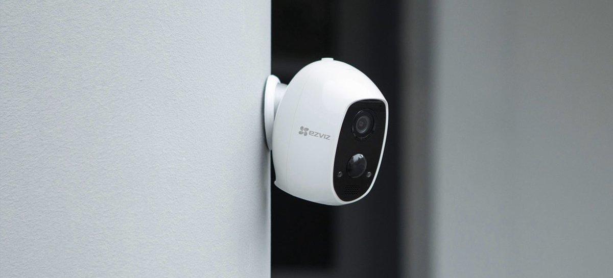camera surveillance sans fil