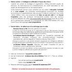 Image for the Tweet beginning: 🗓 J-1 de la 16ème