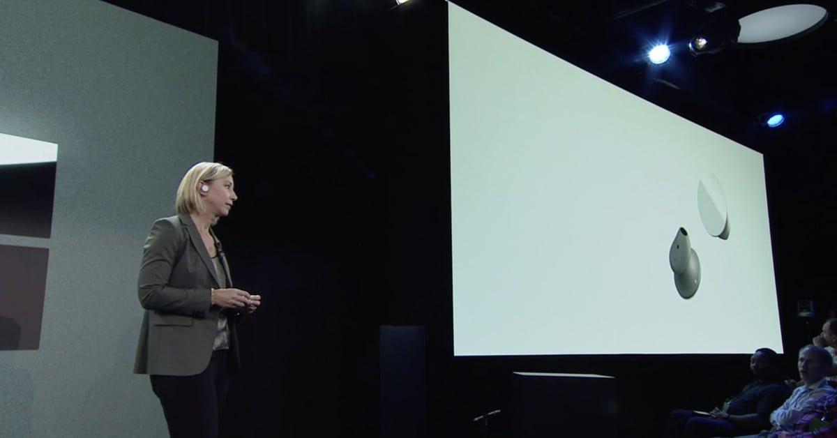 Los Surface Earbuds de #Microsoft transcriben en tiempo real a 60 idiomas