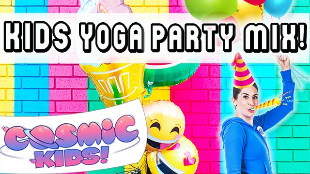 Cosmic Kids On Twitter Yoga Parties I Highly Recommend Them For Your Kids If You Re Wanting Something A Bit Different For Your Little Ones Next Big Milestone Add It To The Options