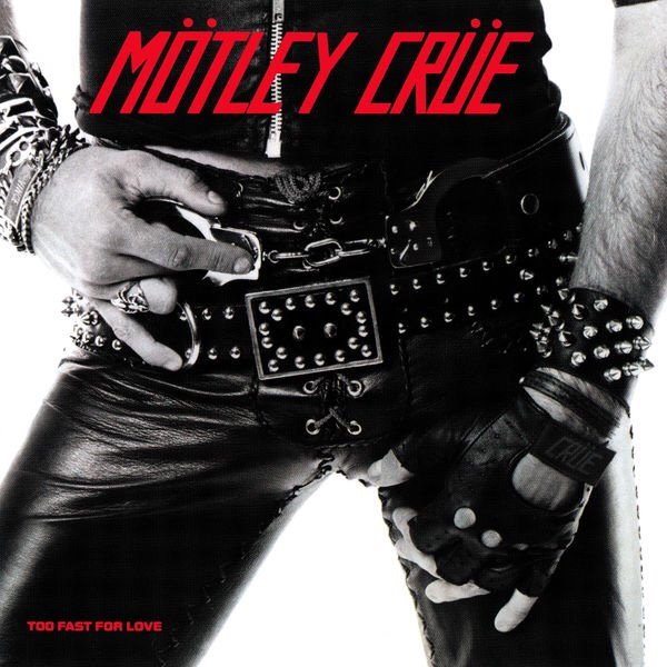 Live Wire from Too Fast For Love by Mötley Crüe  Happy Birthday, Tommy Lee