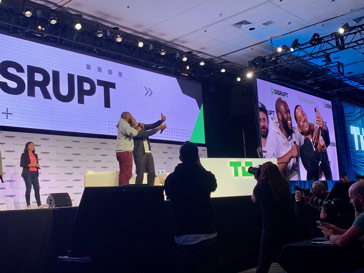 TechCrunch Disrupt San Francisco 2019: Day 1 - cover