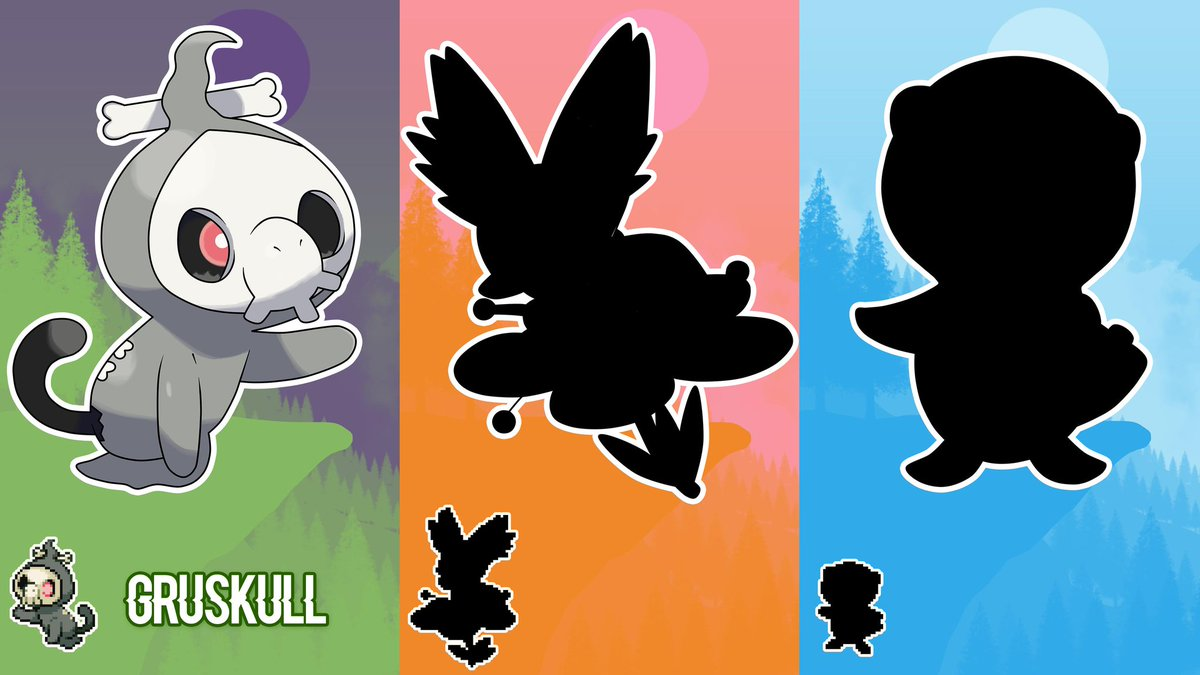Pokemon Nature Auf Twitter Presentamos A Gruskull Inicial Tipo Planta Grookey Duskull Ilustracion Chim39 Sprite Luiszxxyt Gamer 30 Y Presentamos Al Siguiente Rt Y Fav Se Agradece Mucho Pokefannews Https T Co G8qh8ugoop Grookey, scorbunny, sobble, wooloo,dubwool, gossifleur, eldegoss,chewtle, drednaw, croviknight, alcremie. twitter