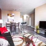 Image for the Tweet beginning: Furnished living in Regina, SK!