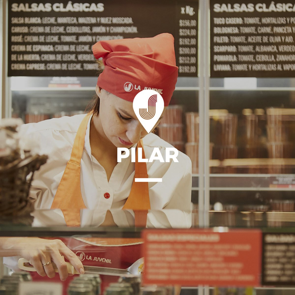 #Pilar: resolvemos tu próxima comida con las mejores pastas, nuestra #MarcaRegistrada @paseopilar Panamericana Ramal Pilar Km44 02320-657757  Lunes a domingo+feriados 10-21hs  Crédito (Amex-Cabal- Master-Visa), débito Parking sin cargo  Pastas calientes a toda hora pic.twitter.com/fguv8WfHZC