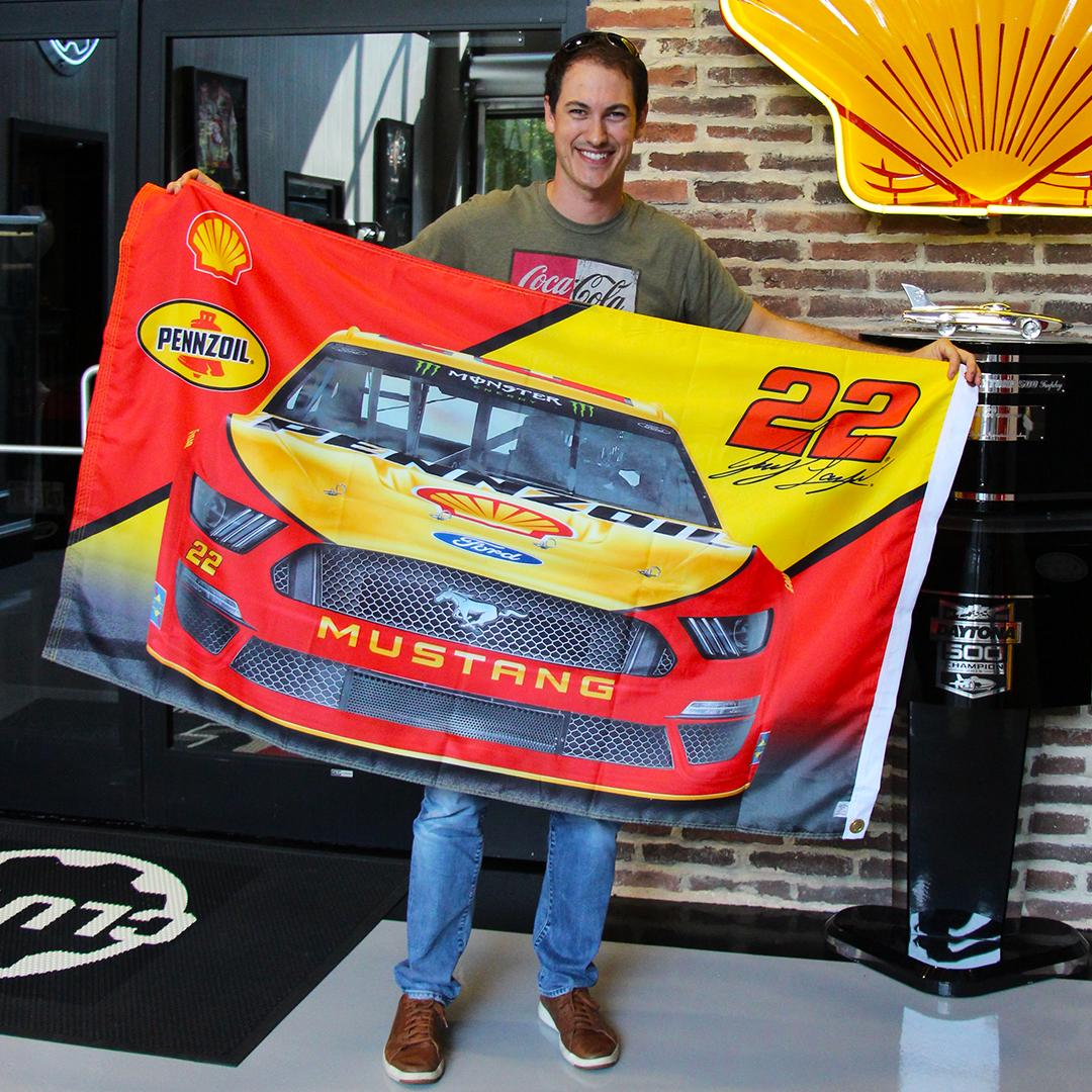 Its that time again... #WinItWednesday! RT for a chance to win this Double-Sided Flag!