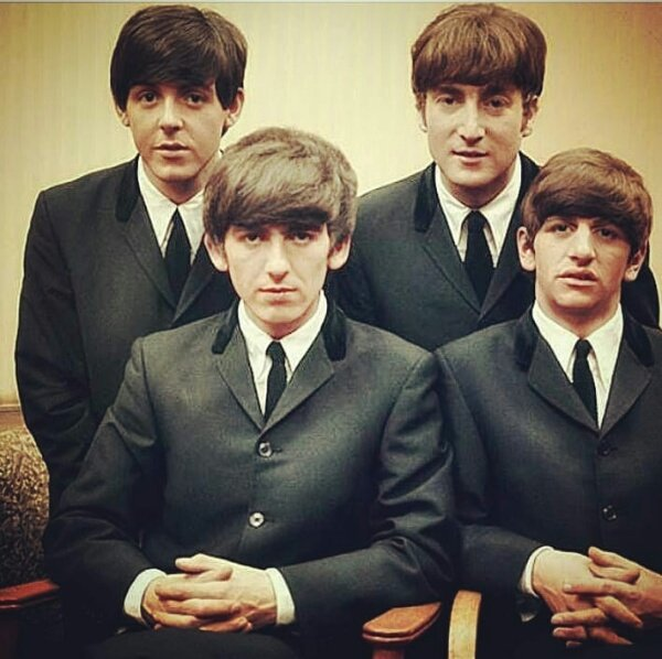 The #Beatles via @TBeatel