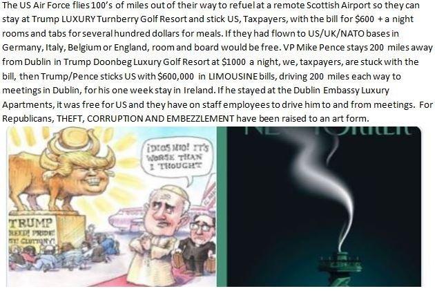 @parscale @realDonaldTrump And Embezzles taxpayers money.