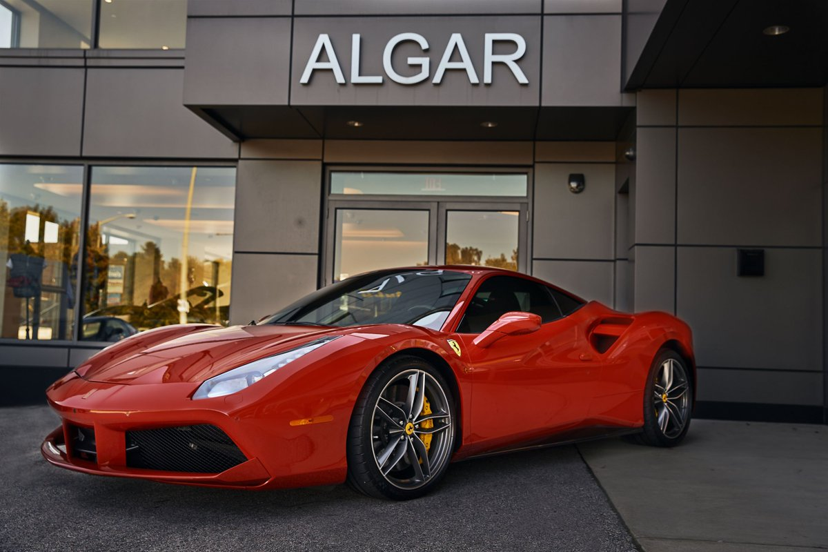 Algar Ferrari Of Philadelphia On Twitter Just In Check Out This 2017 Ferrari488gtb With Only 5904 Miles More Photos Coming Soon Algarpreowned