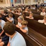Image for the Tweet beginning: #AllSchoolMass #PrayTogether