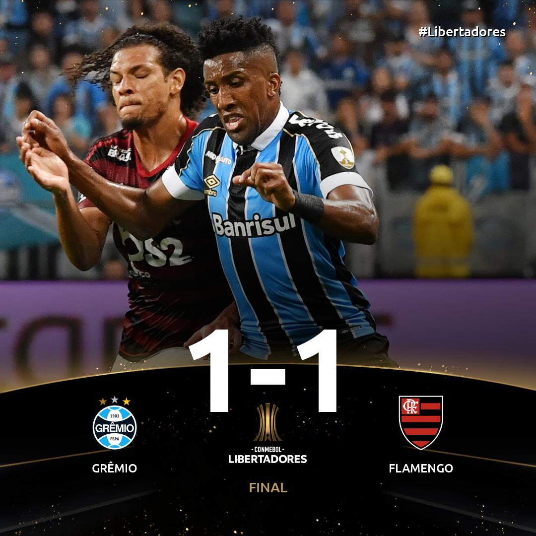 Grêmio-Flamengo