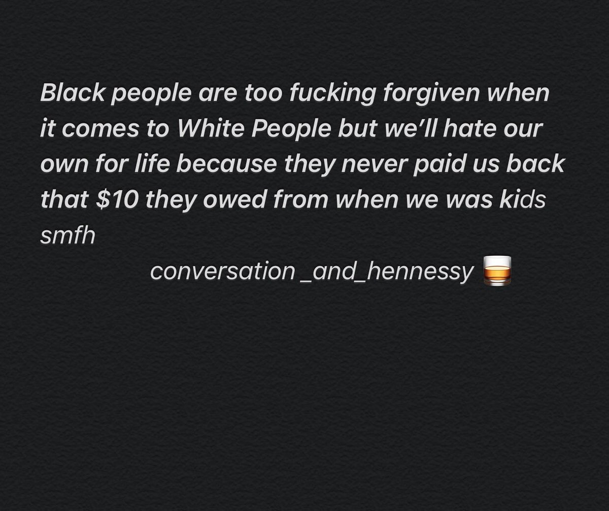Conversation & Hennessy 🥃 (@ChickenAndRemy) on Twitter photo 02/10/2019 23:04:30