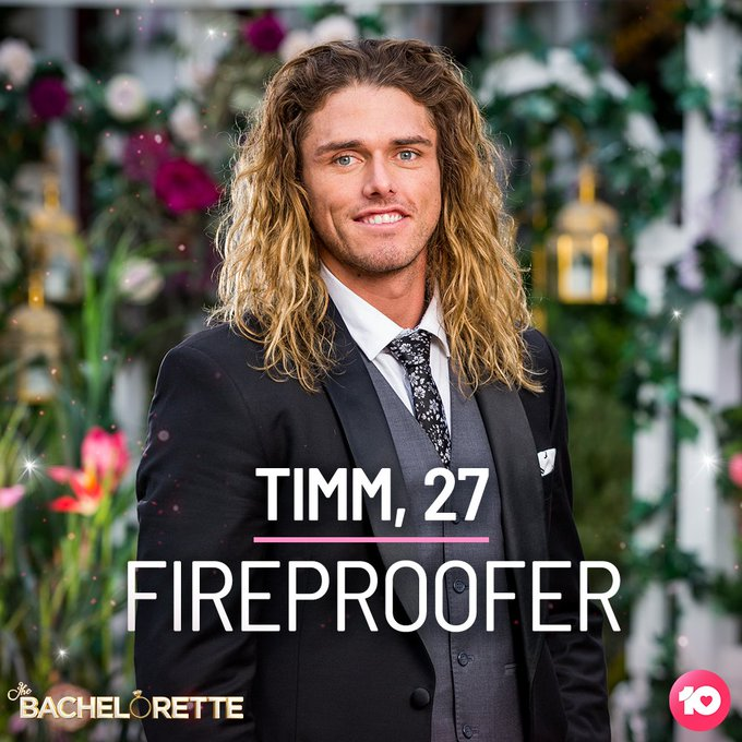 Timm Hanly - Timm The Magnificent - Bachelorette Australia - Season 5 - Discussion - Page 2 EF6obT0UYAAWN0e