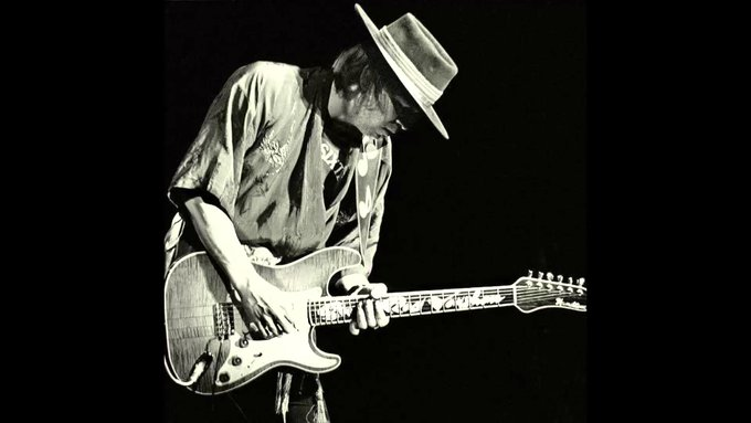 Happy 65th Birthday to Stevie Ray Vaughan