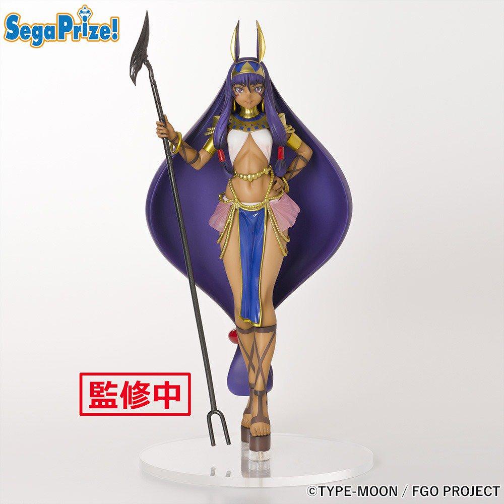 "Fate/Grand Order スーパープレミアムフィギュア""キャスター/ニトクリス"