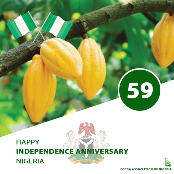 Happy Independence Anniversary from the King of all Commodities... #ANewNIGERIAisPossible pic.twitter.com/Na8kwF0uSc
