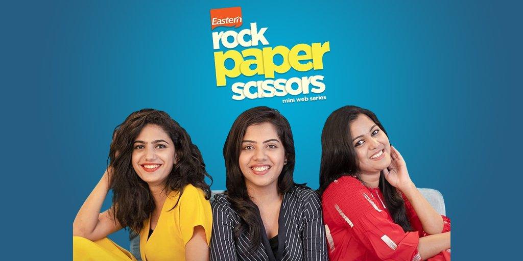 Eastern Rock Paper Scissors | Mini webseries  Coming soon on #Karikku Fliq YouTube channel  Subscribe now to #KarikkuFliq: https://www.youtube.com/channel/UC6RsQGglWCXre5du9GuLX2A…pic.twitter.com/ErY06TVmtC