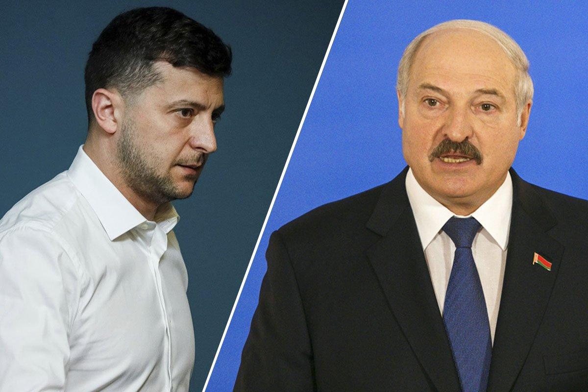 Разговор Зеленского и Лукашенко загнал ситуацию ещё дальше в угол