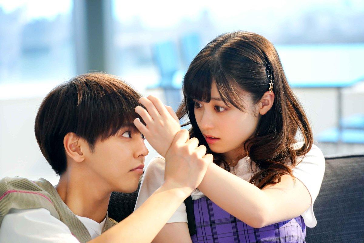 片寄涼太が橋本環奈に マスク越しキス 鼻かじキス 午前 時キスし
