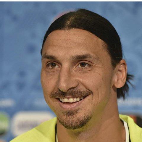 Happy birthday Zlatan Ibrahimovic you are the Lion
