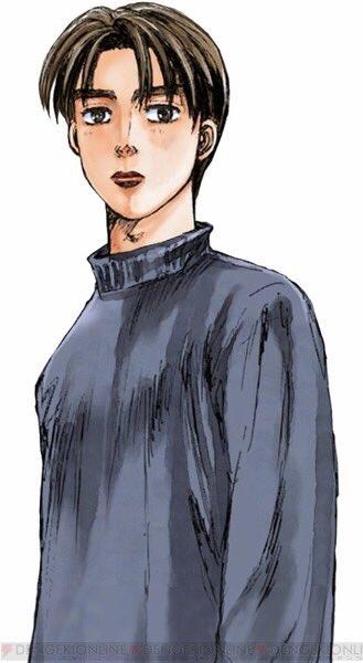 藤岡弘の息子、頭文字Dの実写化で藤原拓海役、かなり適役ちゃう?(笑)