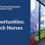 Image for the Tweet beginning: Job opportunities: the NIHR Oxford