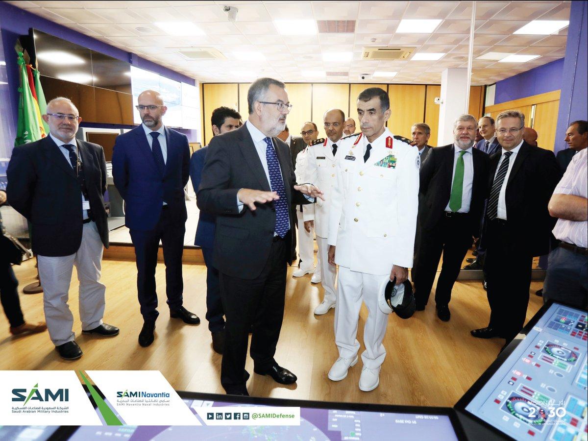 سامي نافانتيا للصناعات البحرية تطلق أعمال تشييد أول فرقاطة حربية لصالح القوات البحرية الملكية السعودية في كاديز الإسبانية EF8my1uWwAIPZ-L