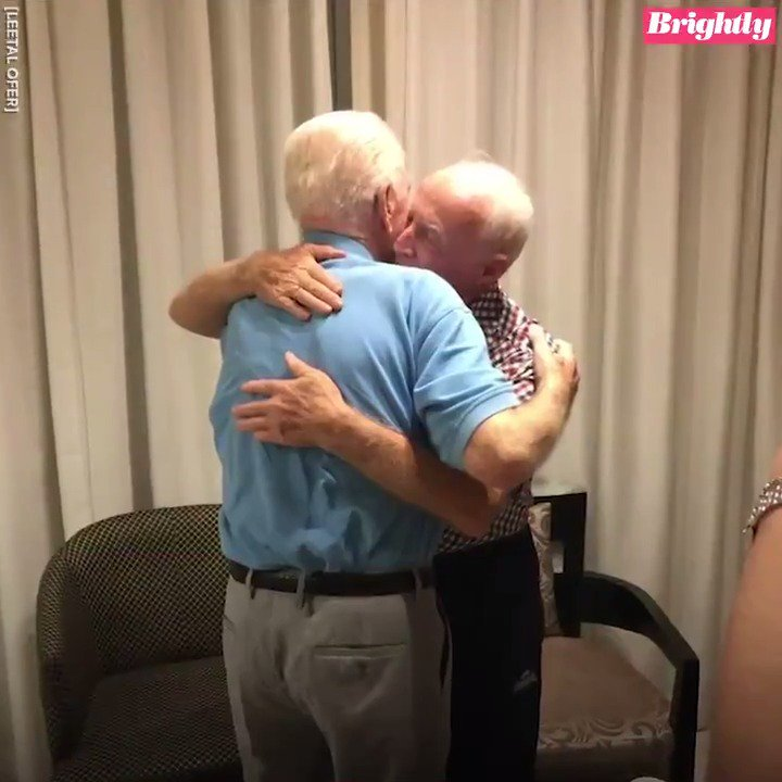 Cousins Morris Sana and Simon Mairowitz lost each other while fleeing from the German Nazis in World War II.  75 years later, the Holocaust survivors have finally been reunited.