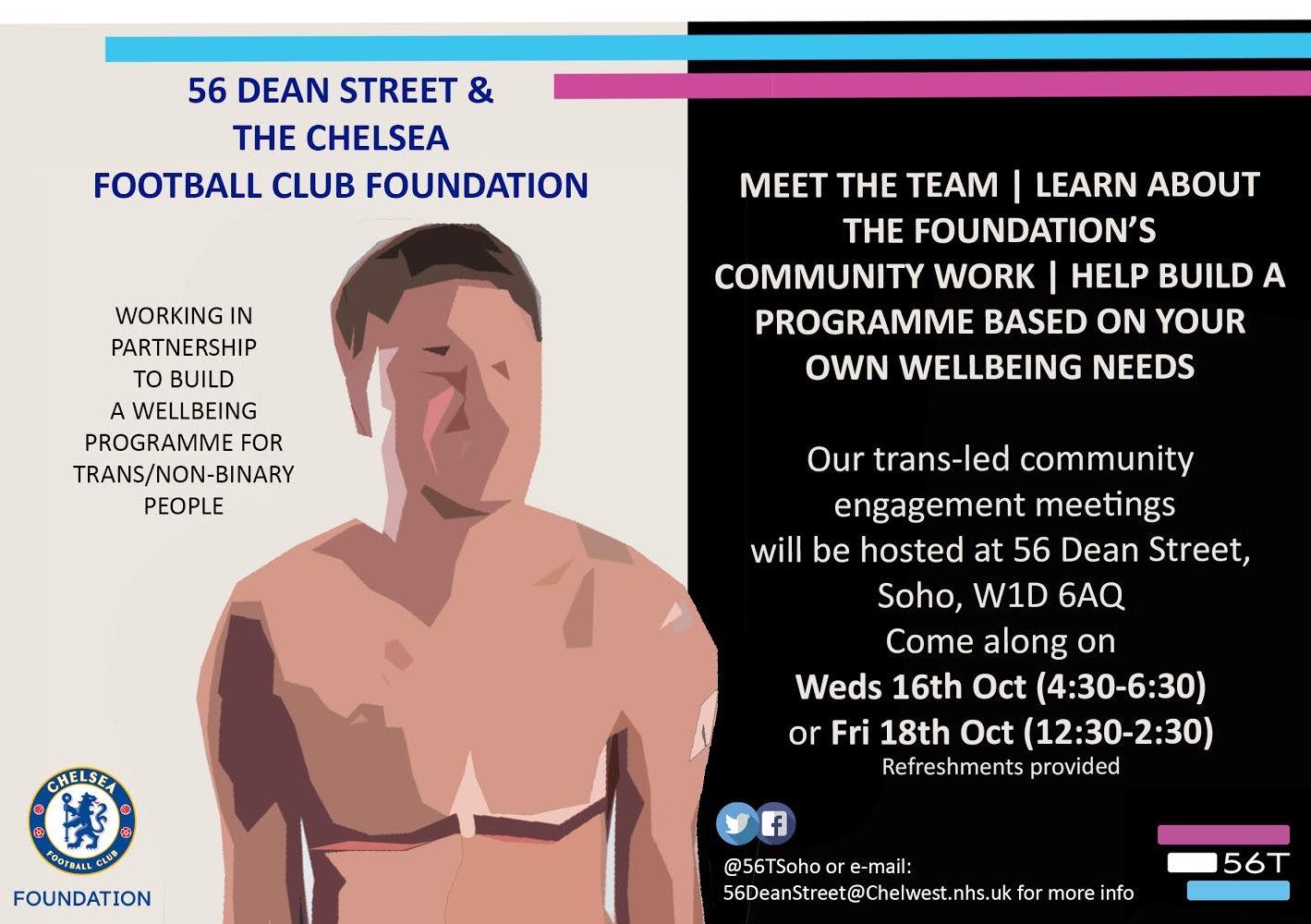 Meet trans london My Transgender