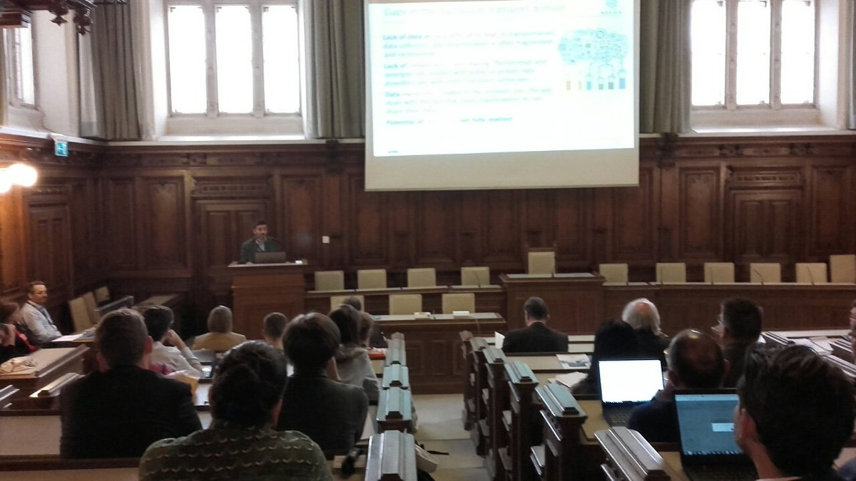 test Twitter Media - Today we had the opportunity to present at  #CIVITAS2019 some of the outcomes of our work.  Our presentation is available here:  https://t.co/UZ1utaIgV4  Stay tuned. This month we will release our guidelines for implementing Big Data in transport.  #BigData #Transport https://t.co/VRFgmNxlRb