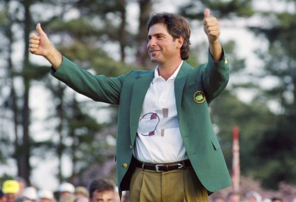 Happy 60th Birthday To Fred Couples!