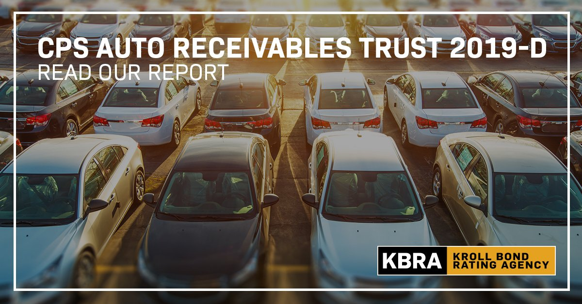 Cps Car Loan >> Kbra On Twitter Kbra Assigns Preliminary Ratings To Six