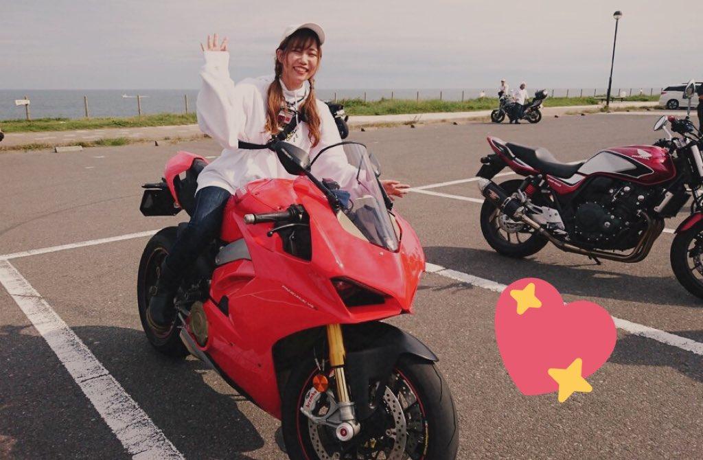▶︎独ヲタ女子*アッキーch / バイク【GSX250R】 no Twitter ...