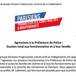 Image for the Tweet beginning: Le groupe # PPCI soutient