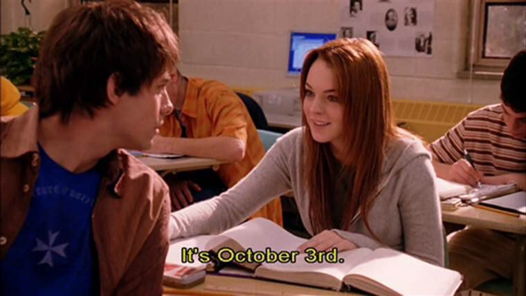 Happy #MeanGirlsDay!
